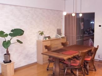 内装リフォーム 和室を残し、ナチュラルモダンで明るい感じに