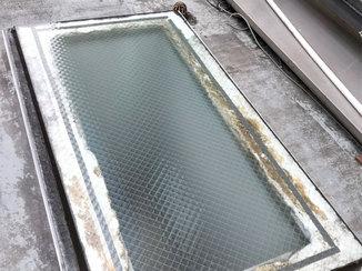 小工事 雨漏りの心配がなくなった天窓