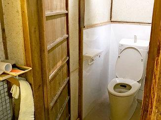 トイレリフォーム わずか1日で使い勝手の良い洋式トイレに