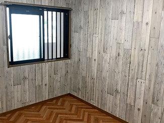 マンションリフォーム 各部屋の内装を変え、違う雰囲気が楽しめるマンションリフォーム