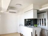 内装リフォーム全部屋の壁紙を張り替え、まるで新築のように綺麗になったマンション