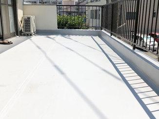 外壁・屋根リフォーム 梅雨でも安心して生活できるバルコニー防水