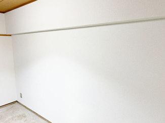 内装リフォーム クロス壁に替えて今風にイメージチェンジしたお部屋
