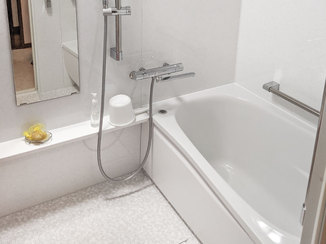 バスルームリフォーム 使い勝手の良い、快適な水廻り空間