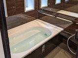 バスルームリフォーム長湯したくなる快適なバスルームと収納が充実した洗面所